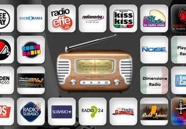 Ascoltare la radio con VLC